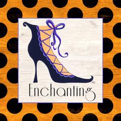 Enchanting shoe