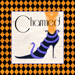 Charmed shoe
