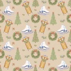 Heartland Holiday Fabric Repeat