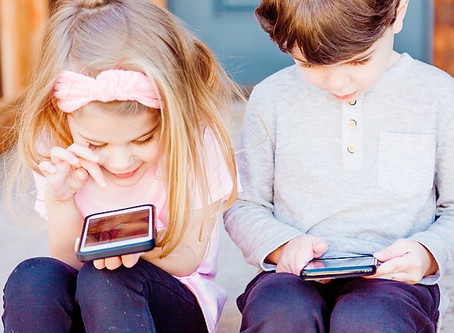 Effects of screens on you child's brain