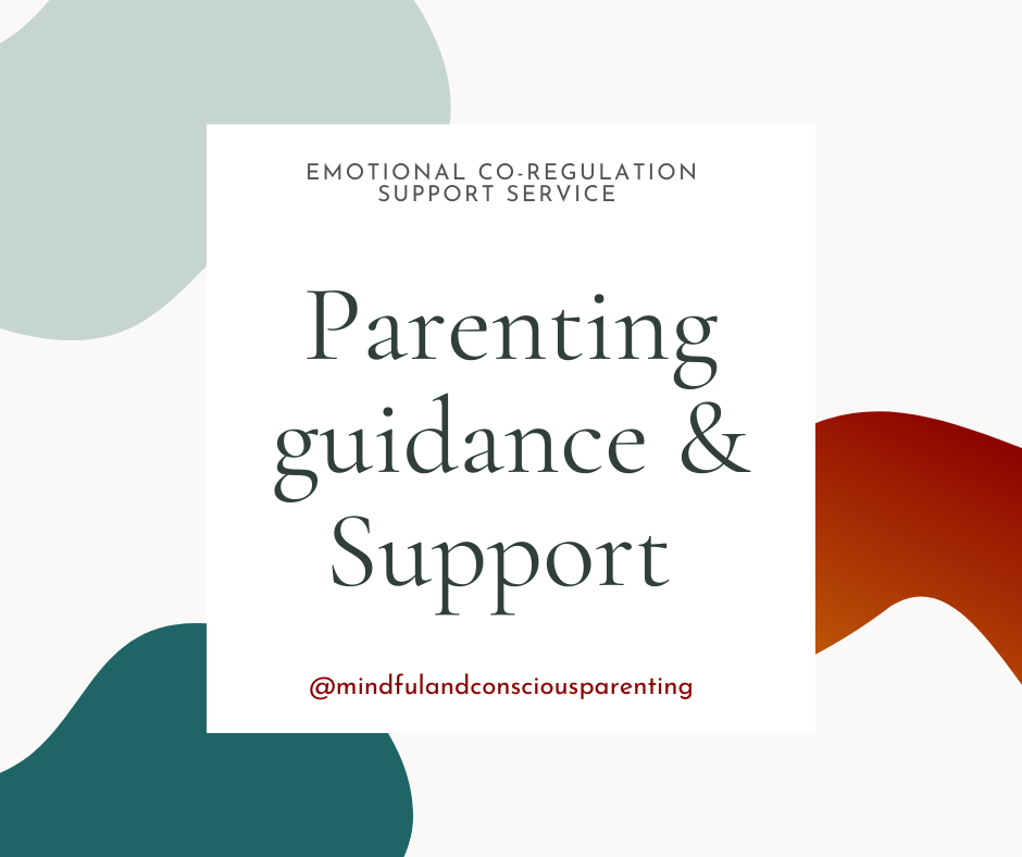 Parenting guidance & support service