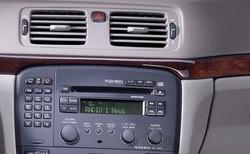 Volvo radio met Telefoon module
