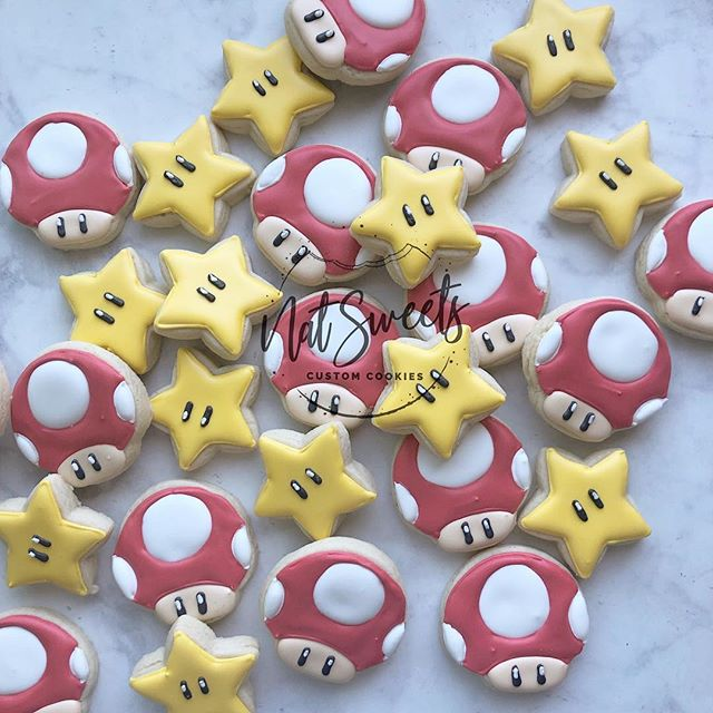 Super Mario Bros minis ❤️💛