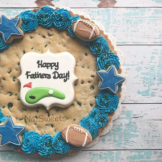 Happy Fathers Day! 🍪 ___Chocolate Chip