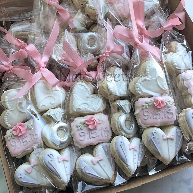 💕100 Wedding favors delivered this week