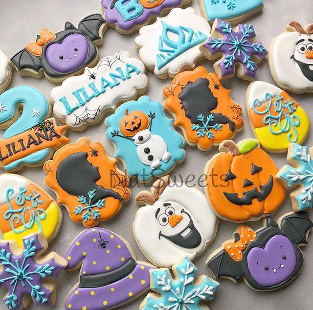 Frozen Halloween 🎃 ❄️ ._._