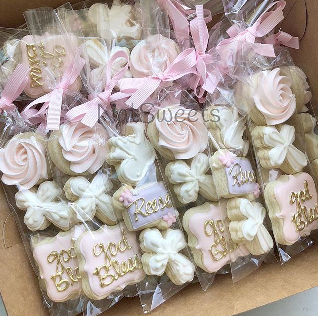Baptism favors 💕_._._