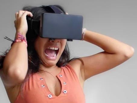 Horror Virtual Reality Cinema an Halloween