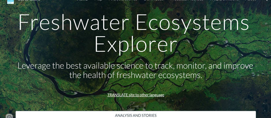 Smart partnerships : new applications for Water (UNEP)