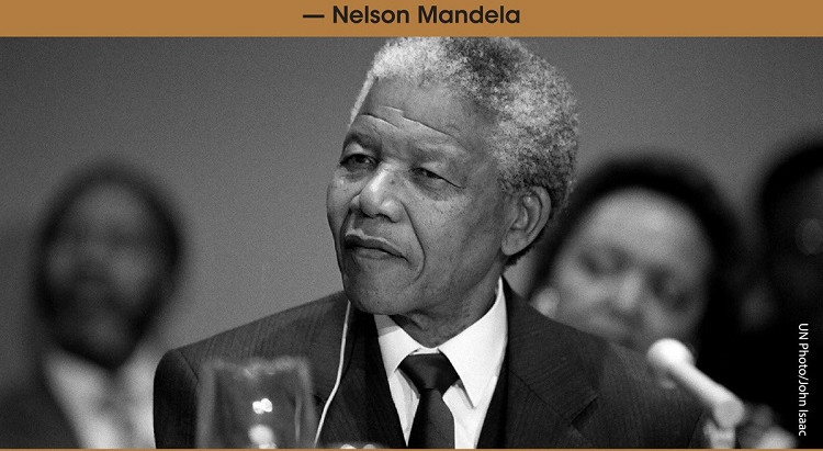 The Nelson Mandela Peace Summit on Global Peace (Coming)