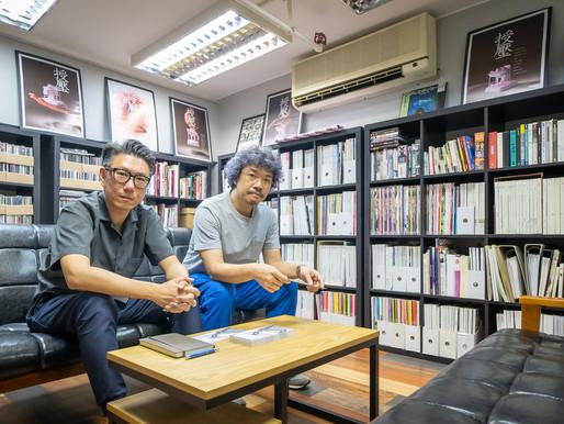 資深廣告人 鄺志傑 x 著名漫畫家 利志達 創作理念分享