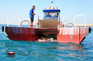 Recollida de sòlids marins