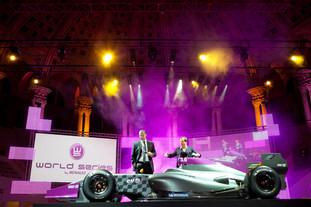 Premis Renault a la Sala Oval del MNAC