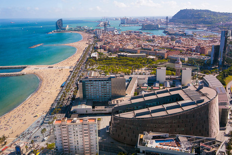 El litoral de Barcelona