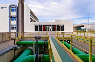 Estació de tractament d'aigua potable