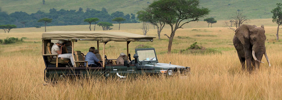 Bateleur Camp, Masai Mara, Kenya