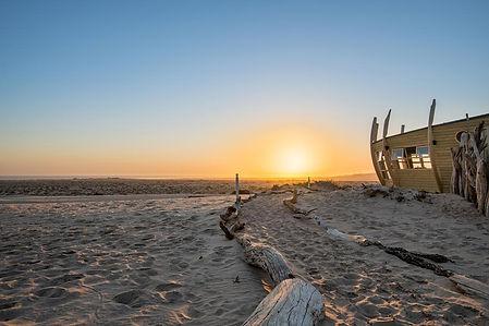 Skeleton Coast and Kaokoland