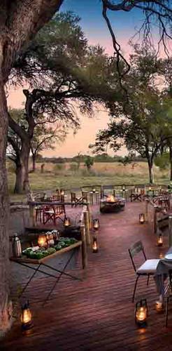 Classic safari at Khwai Bush Camp