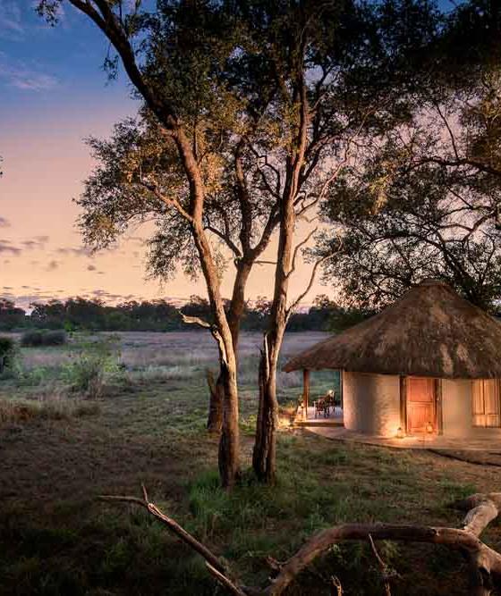 Khwai Bush Camp