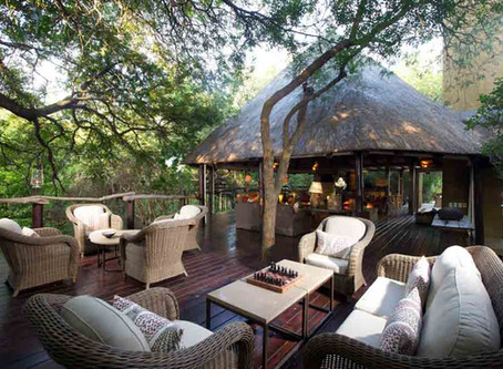 Buffalo Camp, Kapama Private Game Reserve