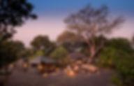 Botswana Mobile Camping