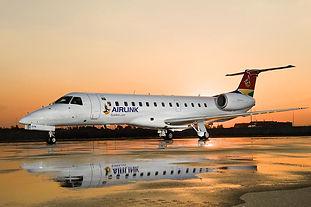SA AirLink Plane