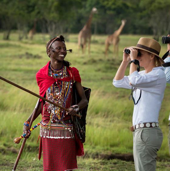Meet the Maasai