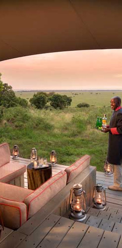 Romance in the Serengeti