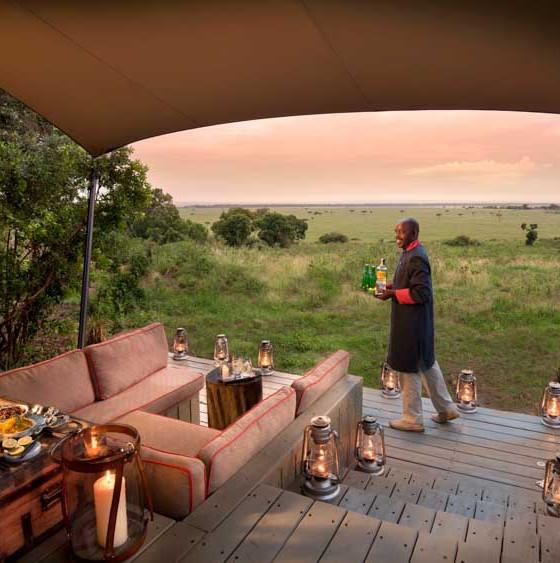 Romance in the Serengeti