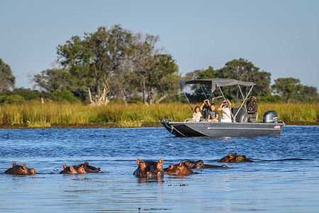 Boating and Water Safaris