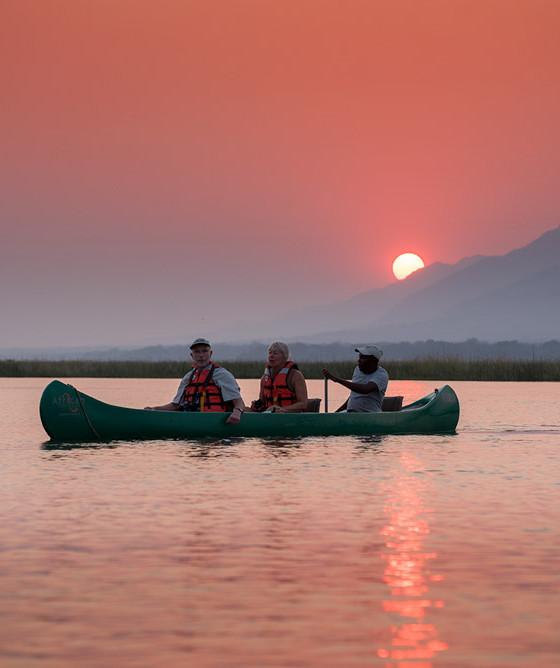 Try a Zambezi Expedition