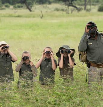 Family Safari Adventure Tour