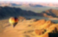 Hot Air Baloon Ride, sossusvlei, Bup tours