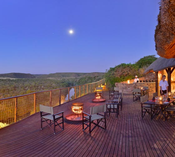 Shamwari Riverdene Family Lodge