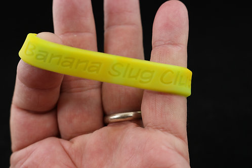 Banana Slug Club Bracelet