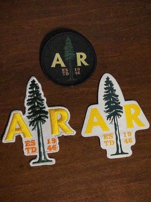 Alliance Redwoods Patch