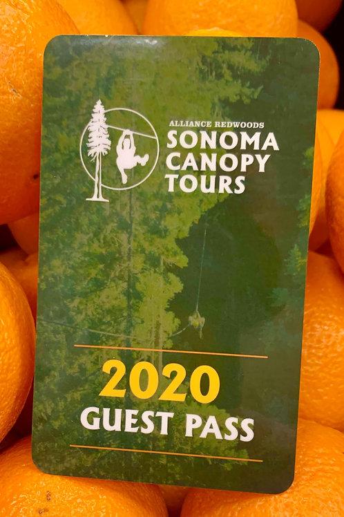 2020 Guest Pass