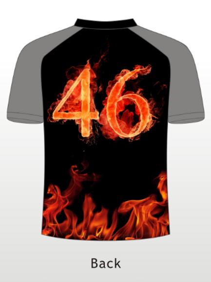 Fire Jersey #46