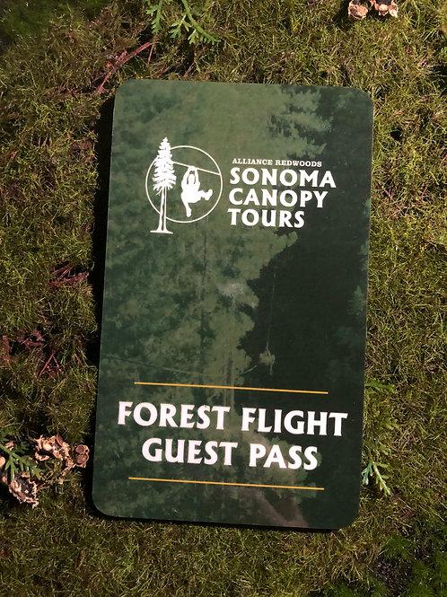 2020 Forest Flight Guest Pass