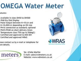 OMEGA Water Meter