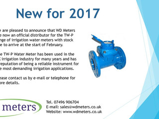 New for 2017 exclusively from WD Meters