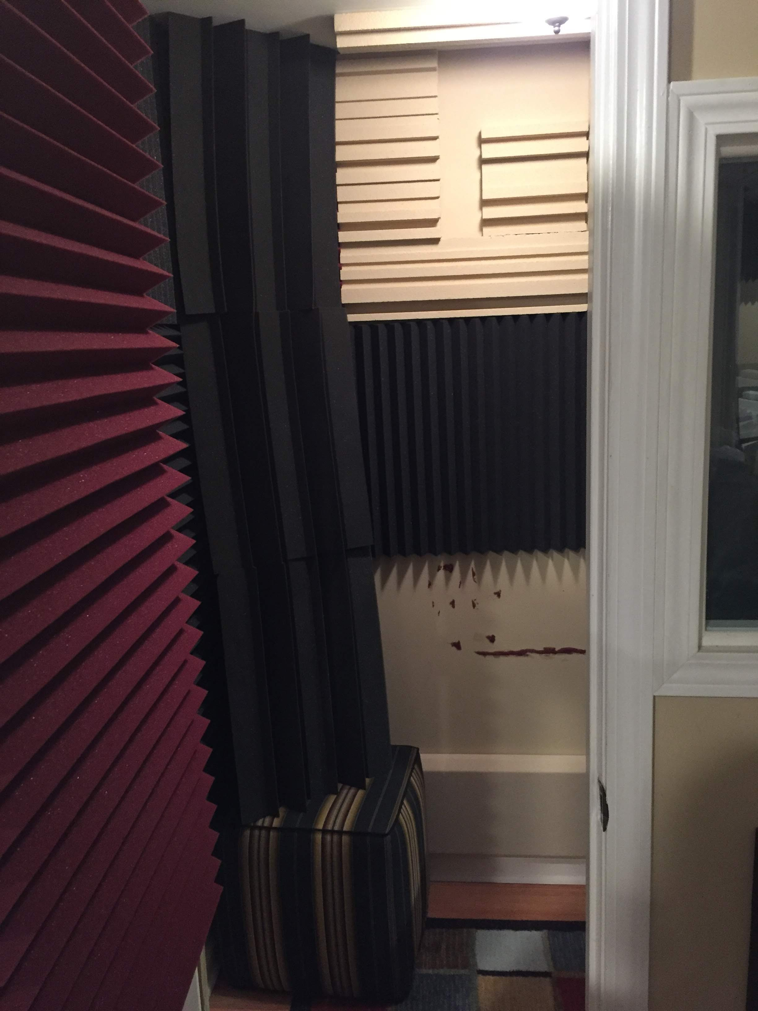 Vocal Booth 2 (Before)