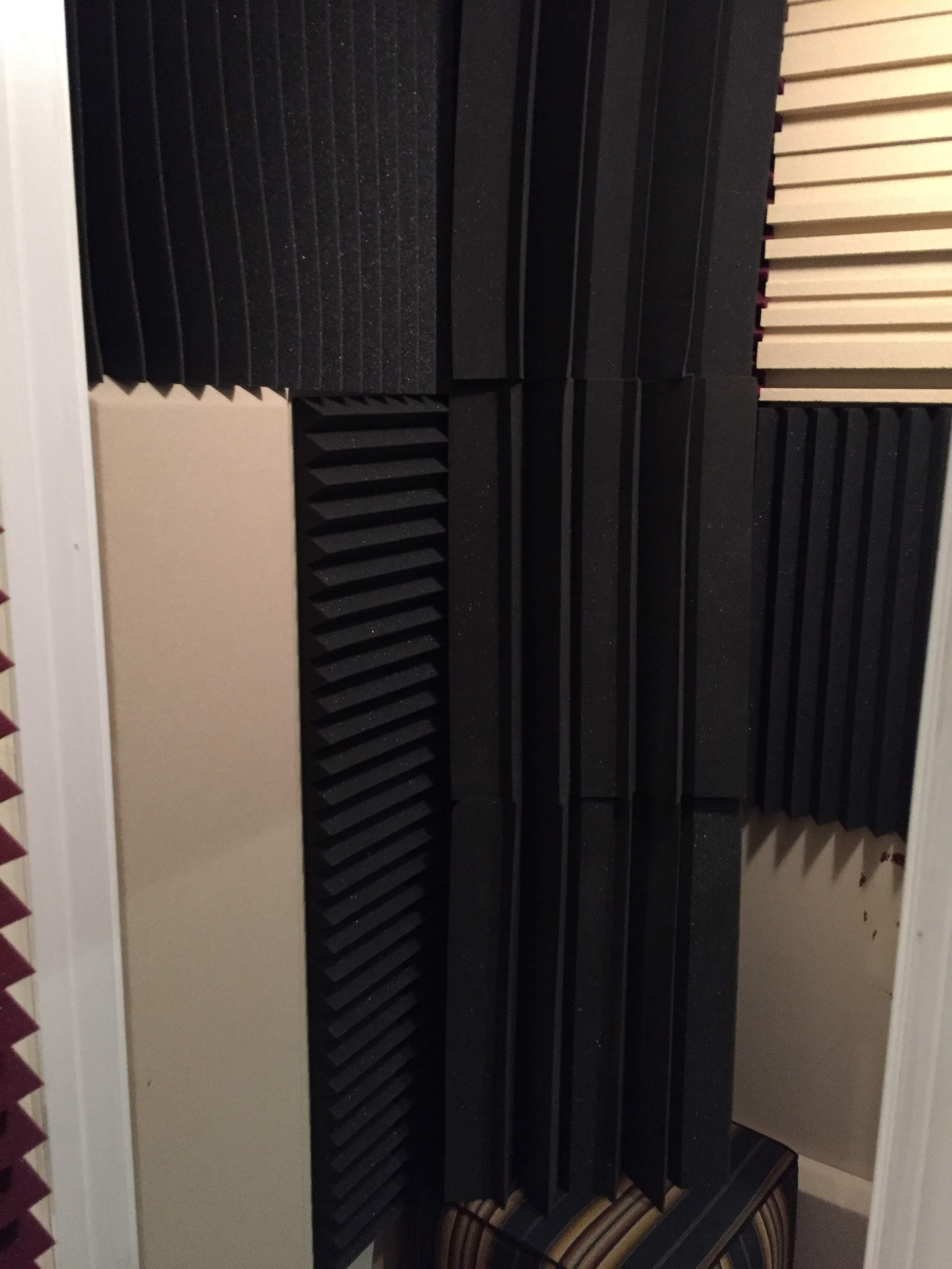 Vocal Booth 1 (Before)