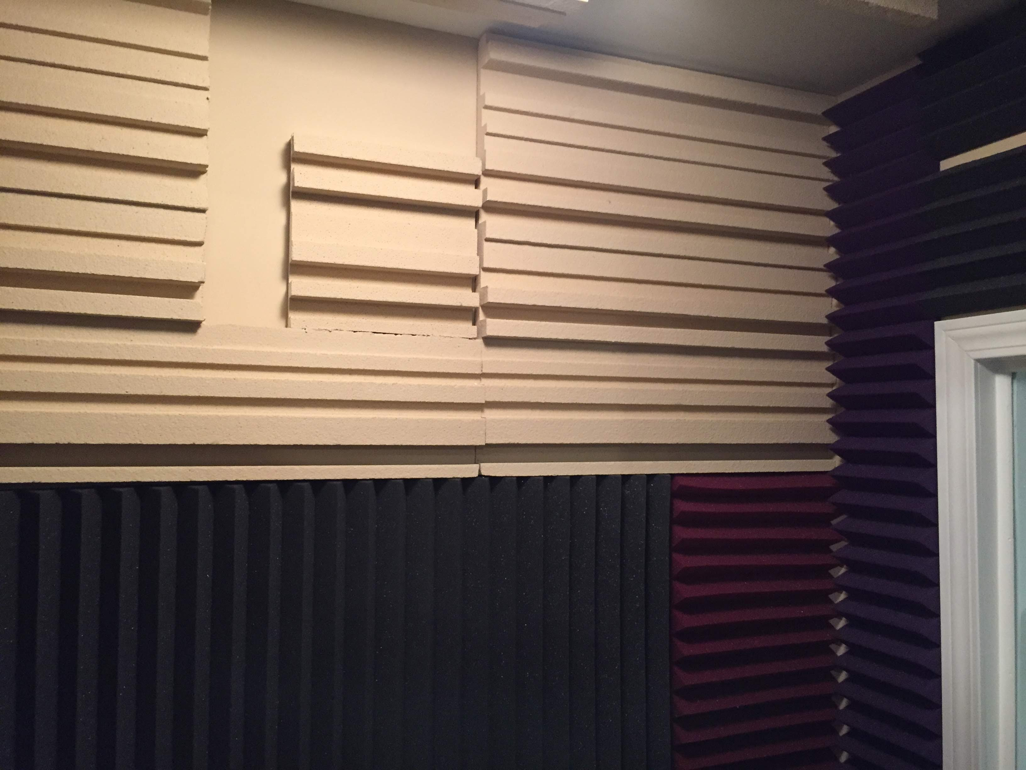 Vocal Booth 7 (Before)