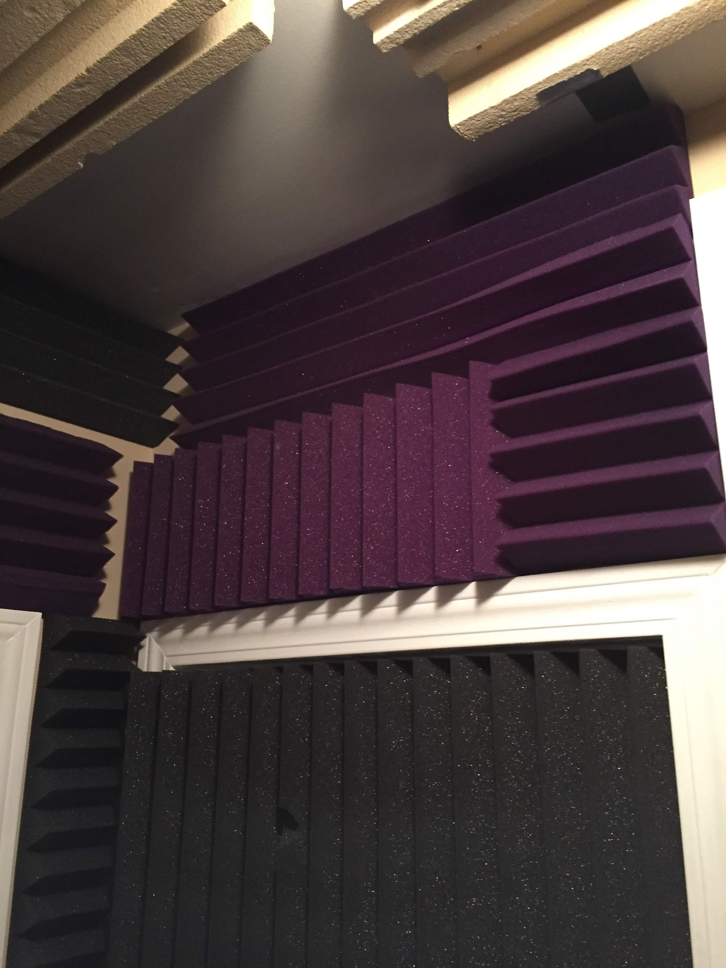 Vocal Booth 8 (Before)