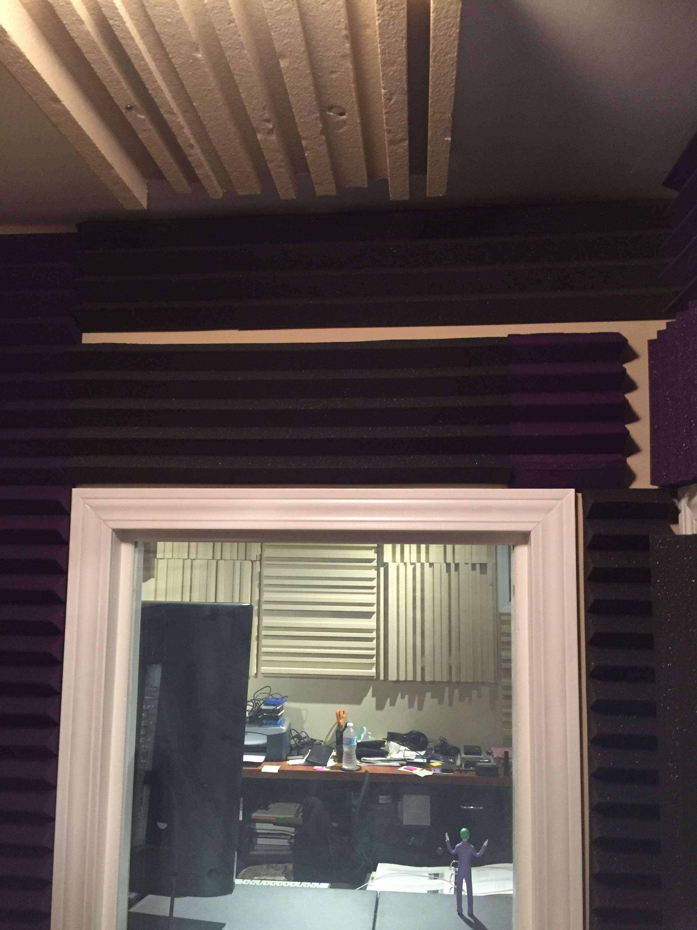 Vocal Booth 4 (Before)