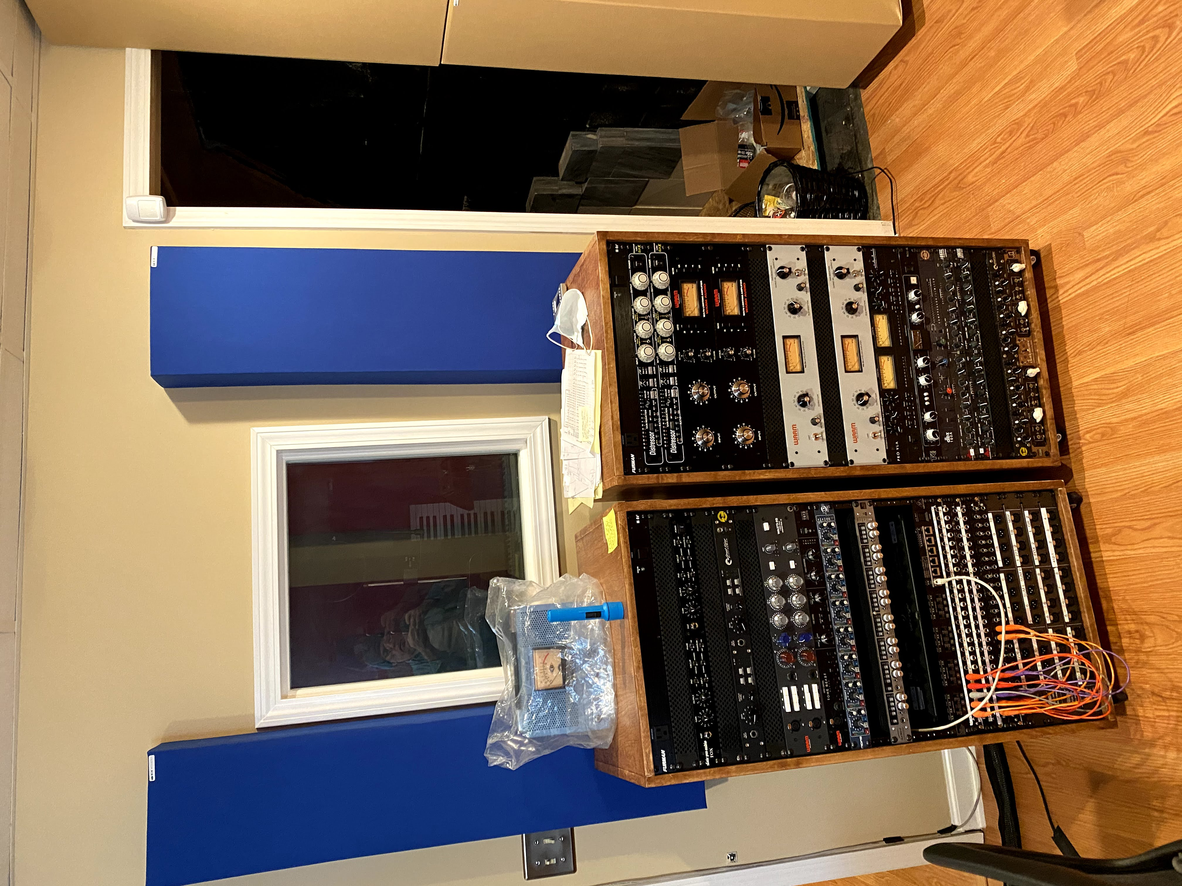 Preamps/Outboard