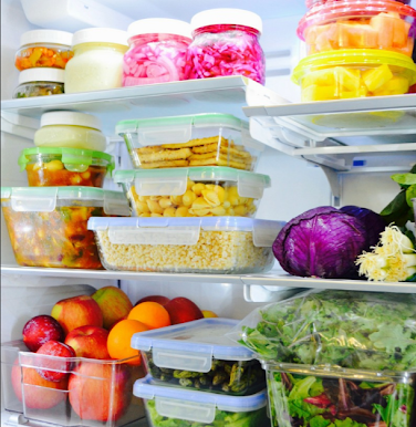 Give Your Pantry and Refrigerator a Healthy Lifestyle Makeover