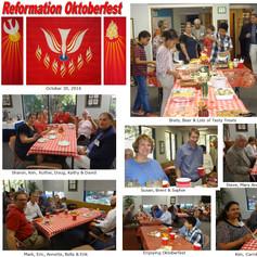 2016 Reformation Oktoberfest Picnic