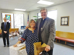 Farewell Pastor Dave and Karen Osborne